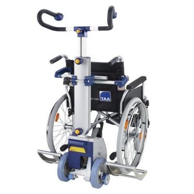 Comprar salvaescaleras para silla modelo s max comprar en for Silla de ruedas para subir escaleras