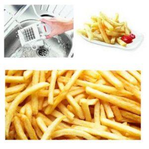 Máquina de cortar patatas