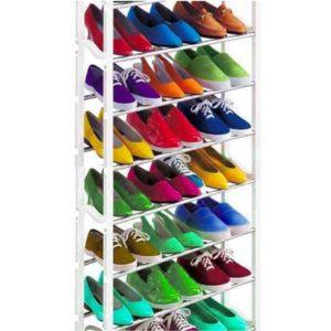 Repisas para calzado